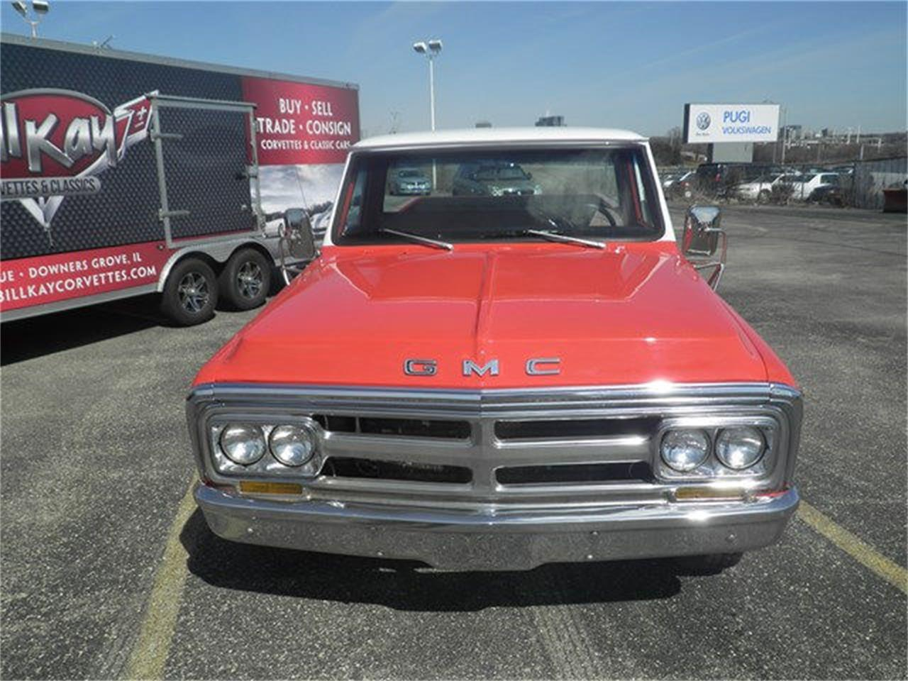 Large Picture of '70 Pickup - KHVP