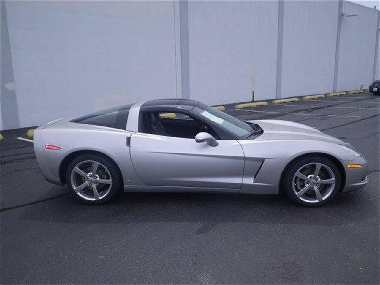 Large Picture of '08 Corvette - KHWM