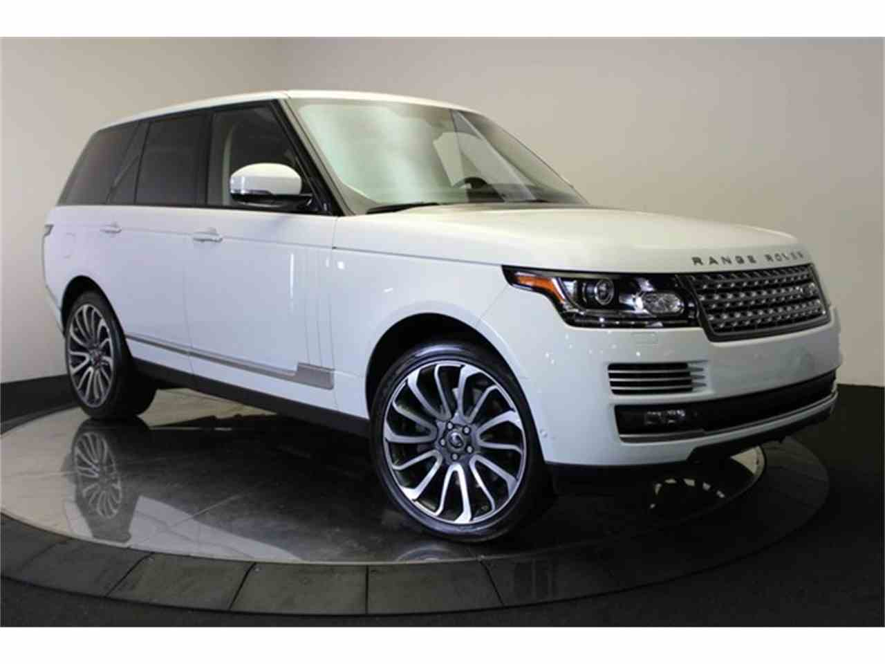 Large Picture of '13 Range Rover - $73,888.00 Offered by DC Motors - KHXU