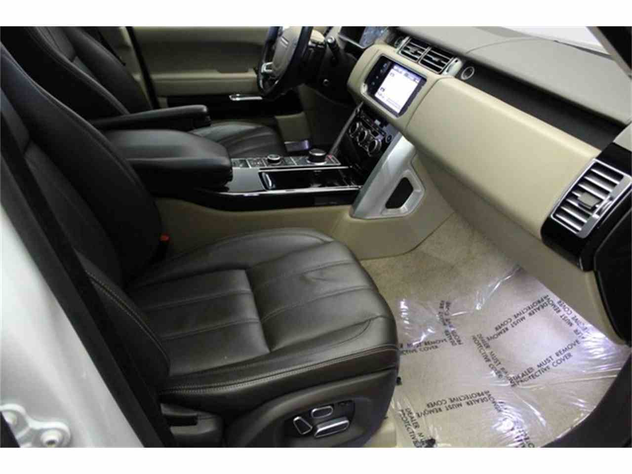 Large Picture of 2013 Range Rover located in California - $73,888.00 - KHXU