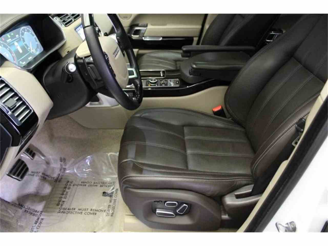 Large Picture of 2013 Range Rover located in Anaheim California - KHXU