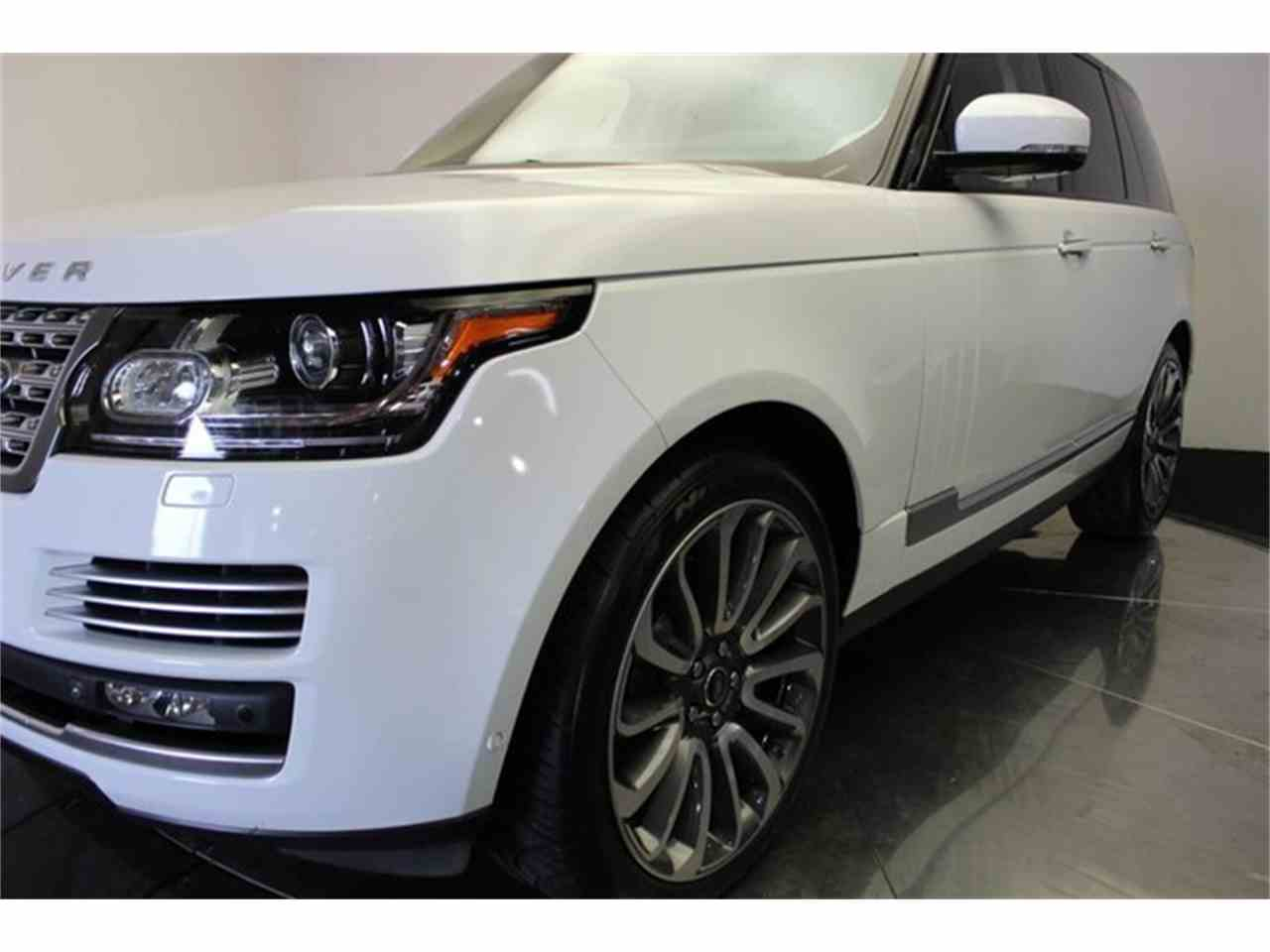 Large Picture of '13 Range Rover located in Anaheim California Offered by DC Motors - KHXU