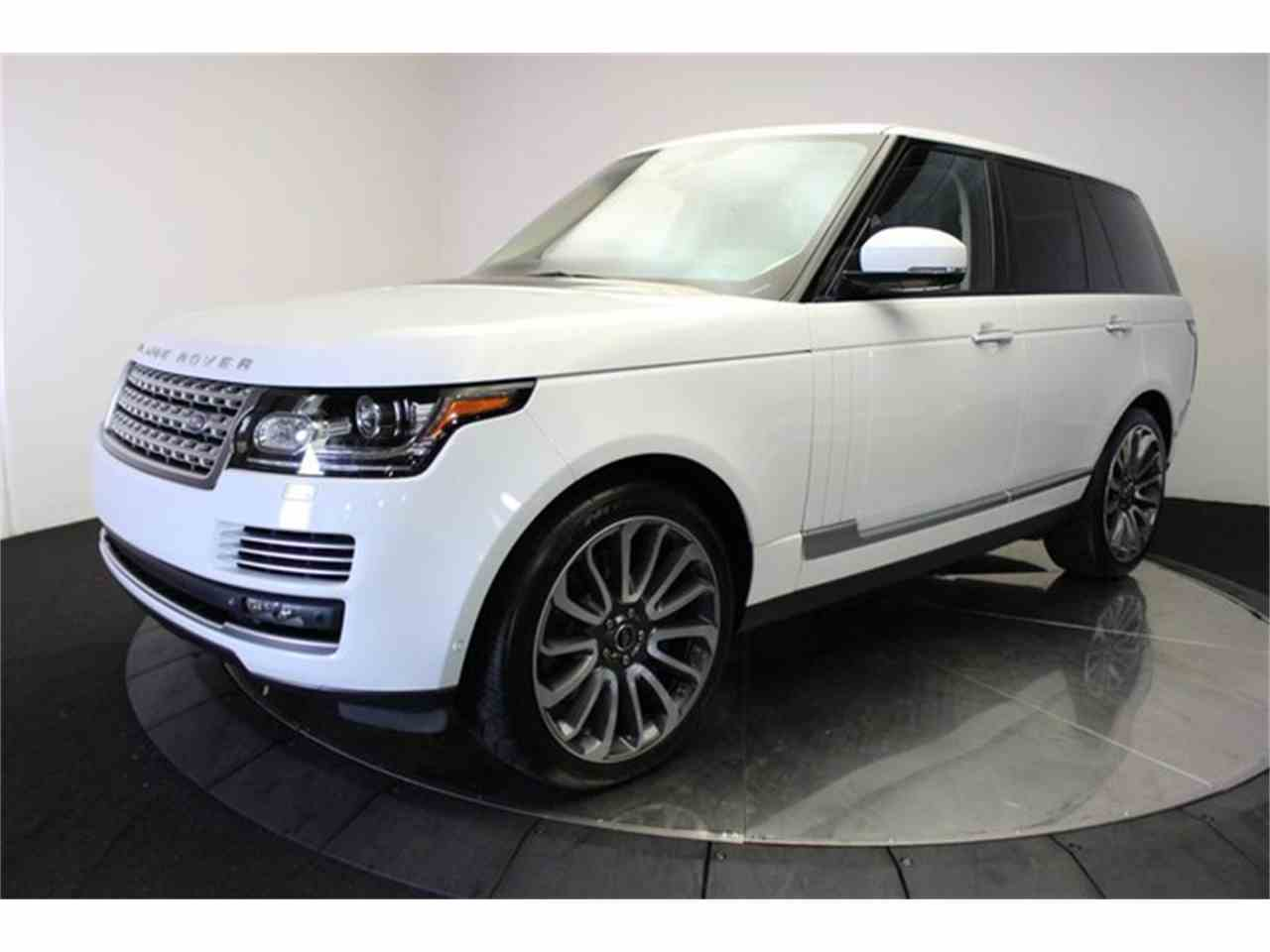 Large Picture of 2013 Range Rover - $73,888.00 - KHXU
