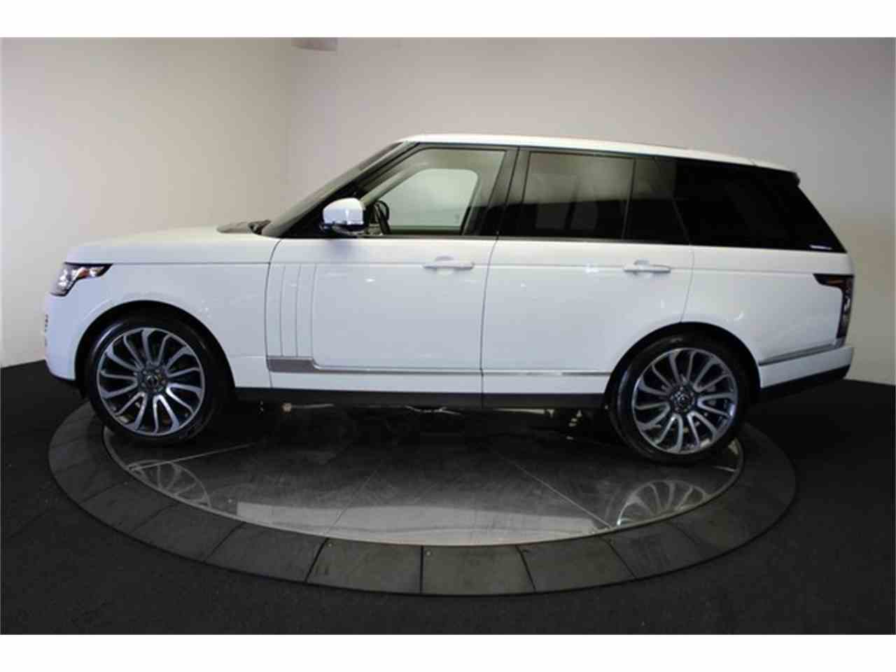 Large Picture of '13 Land Rover Range Rover Offered by DC Motors - KHXU
