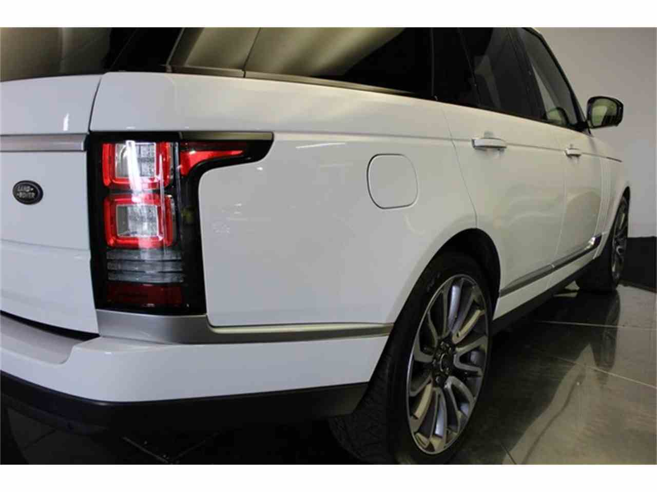 Large Picture of 2013 Range Rover located in California Offered by DC Motors - KHXU