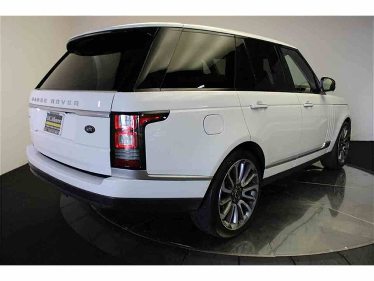 Large Picture of 2013 Land Rover Range Rover located in Anaheim California - $73,888.00 Offered by DC Motors - KHXU