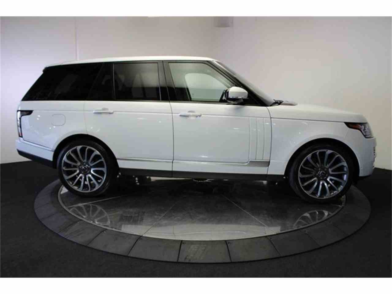Large Picture of 2013 Land Rover Range Rover - $73,888.00 Offered by DC Motors - KHXU