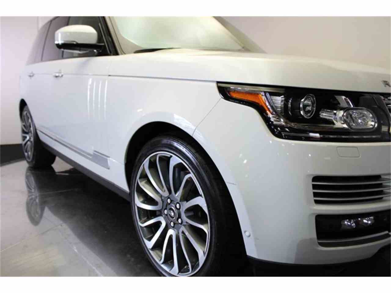 Large Picture of '13 Range Rover located in Anaheim California - KHXU