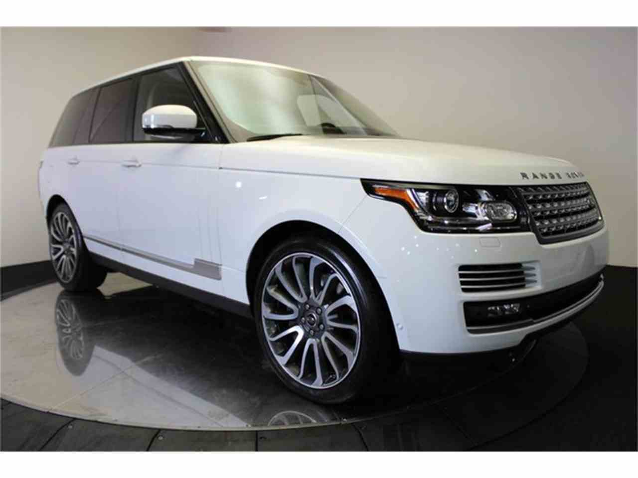 Large Picture of 2013 Land Rover Range Rover - KHXU