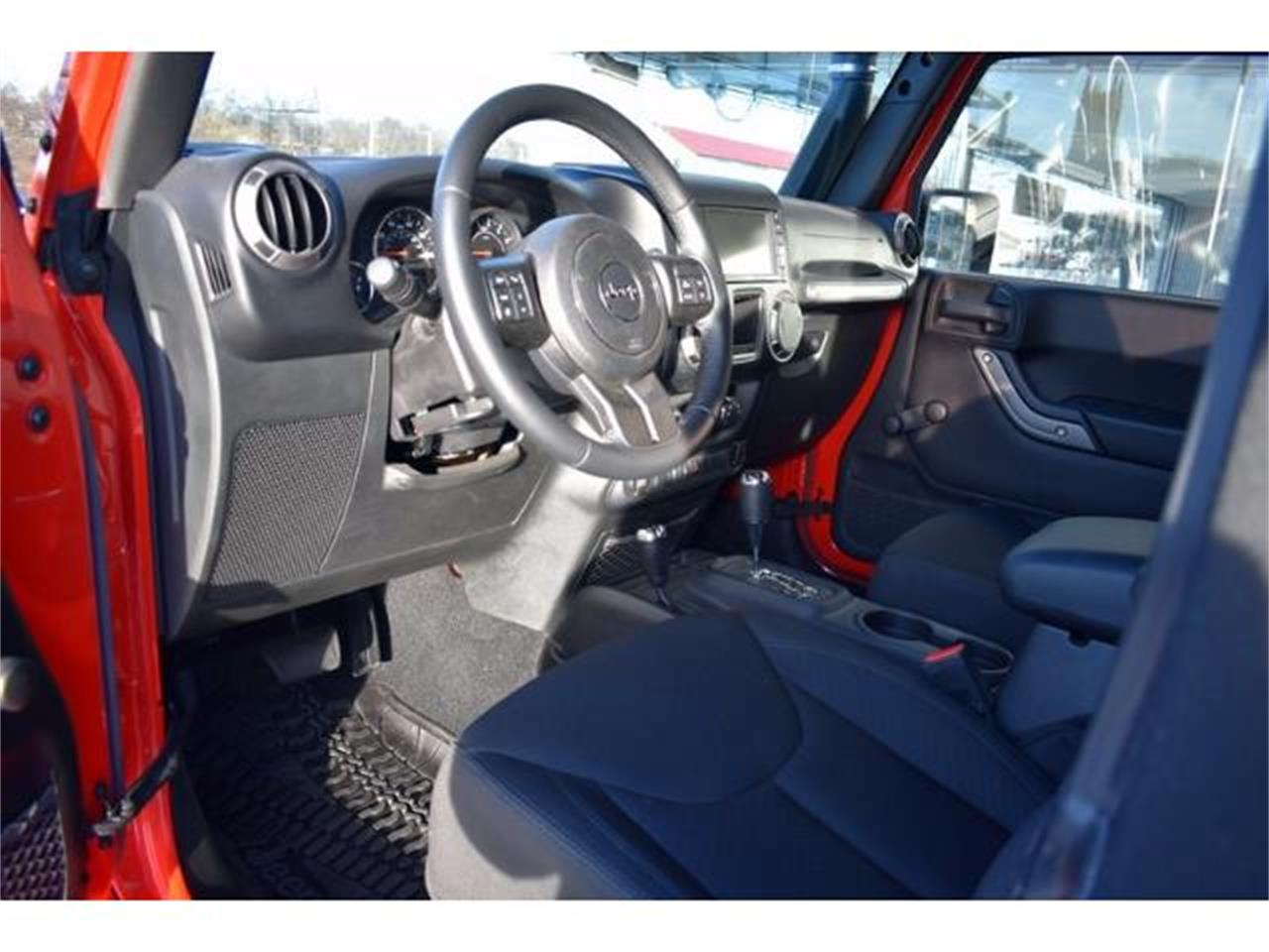 Large Picture of 2015 Wrangler located in Springfield Ohio Offered by Mershon's - KHY4