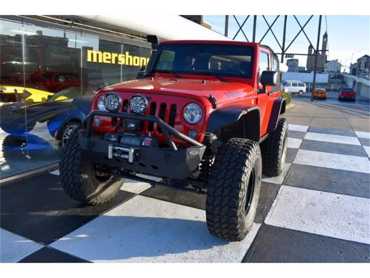 Large Picture of '15 Wrangler Offered by Mershon's - KHY4