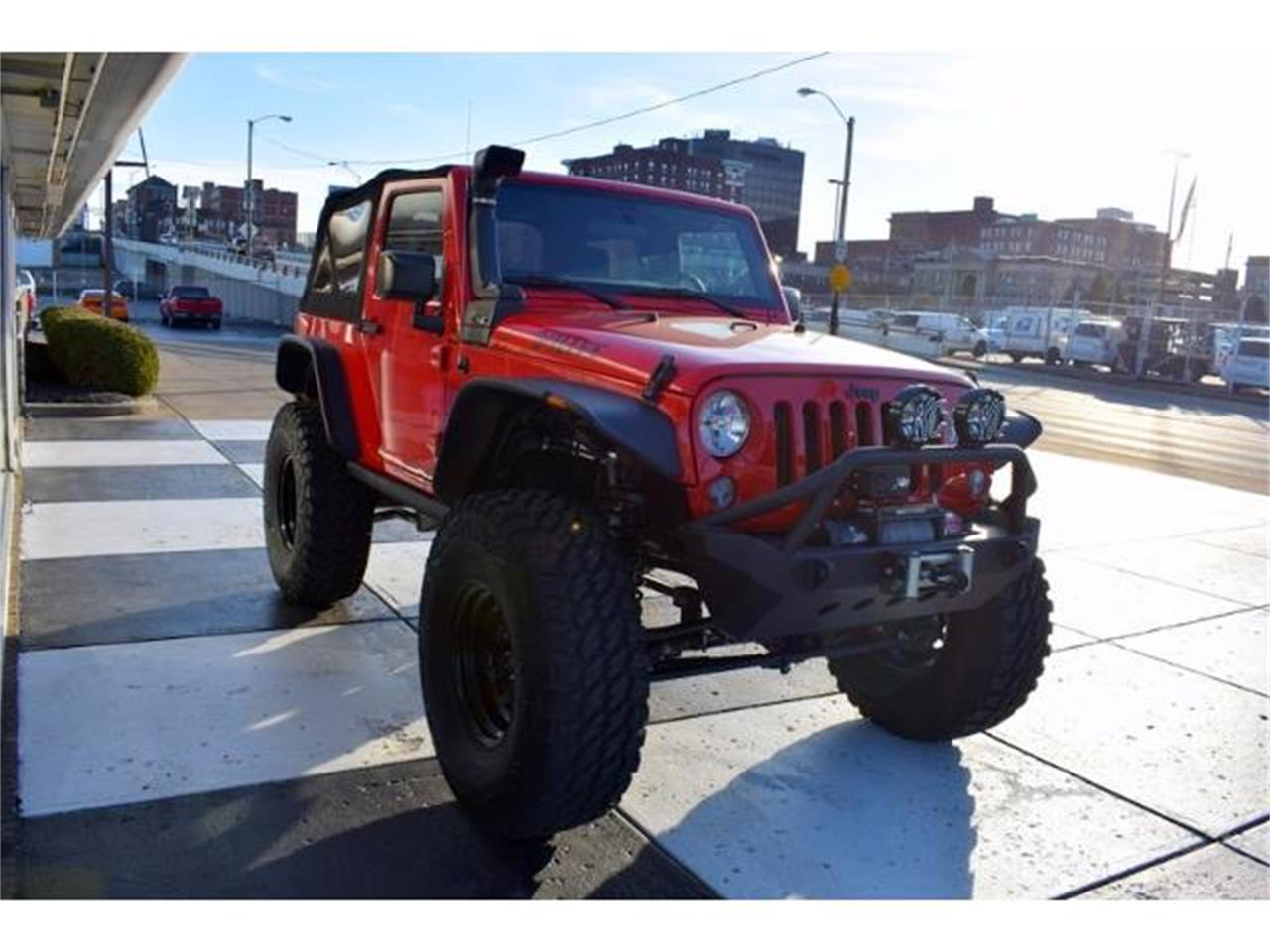 Large Picture of '15 Wrangler located in Ohio - $31,900.00 - KHY4