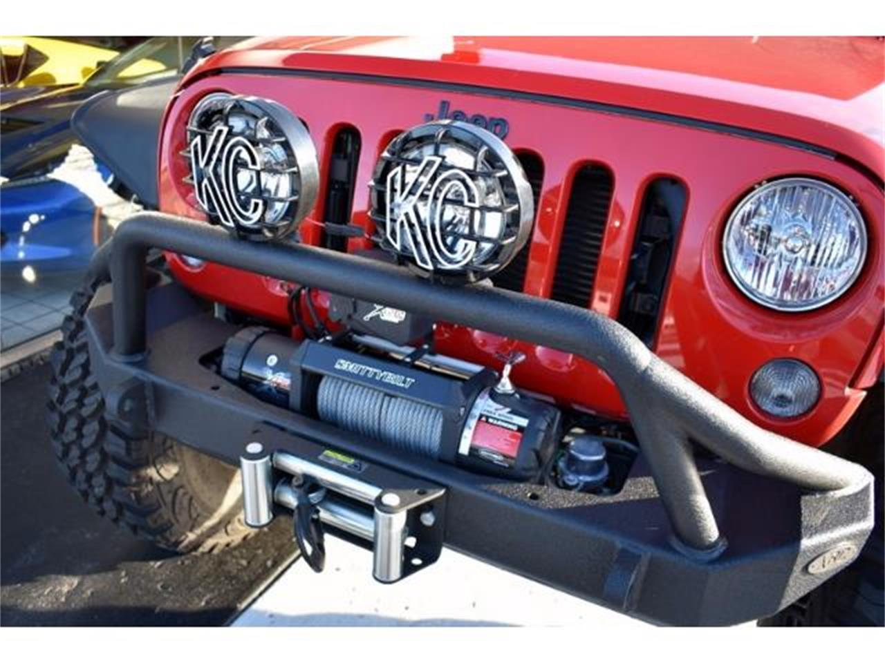 Large Picture of 2015 Jeep Wrangler - $31,900.00 - KHY4