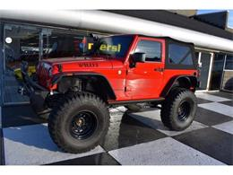 Picture of '15 Jeep Wrangler Offered by Mershon's - KHY4