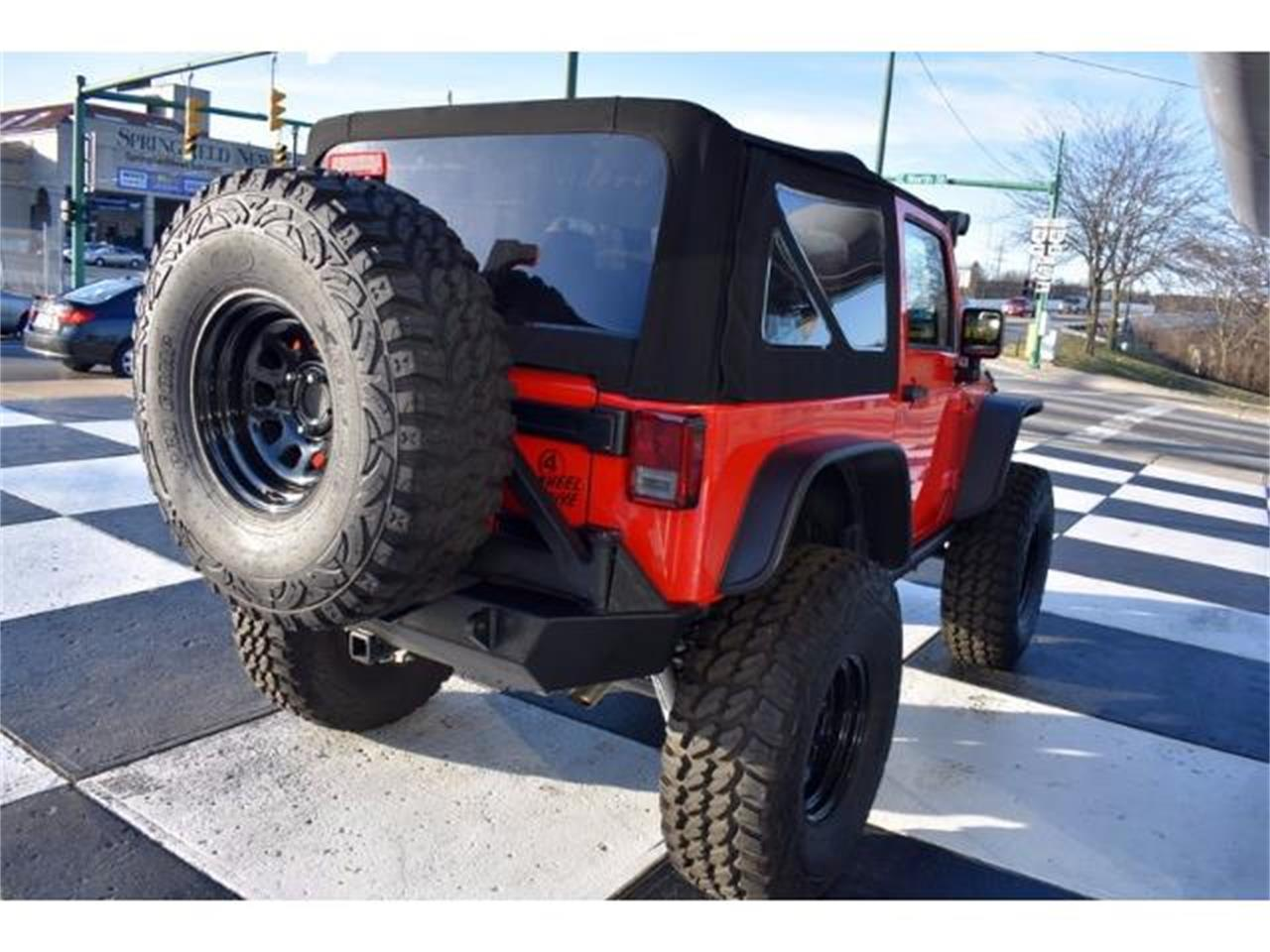Large Picture of 2015 Jeep Wrangler - $31,900.00 Offered by Mershon's - KHY4