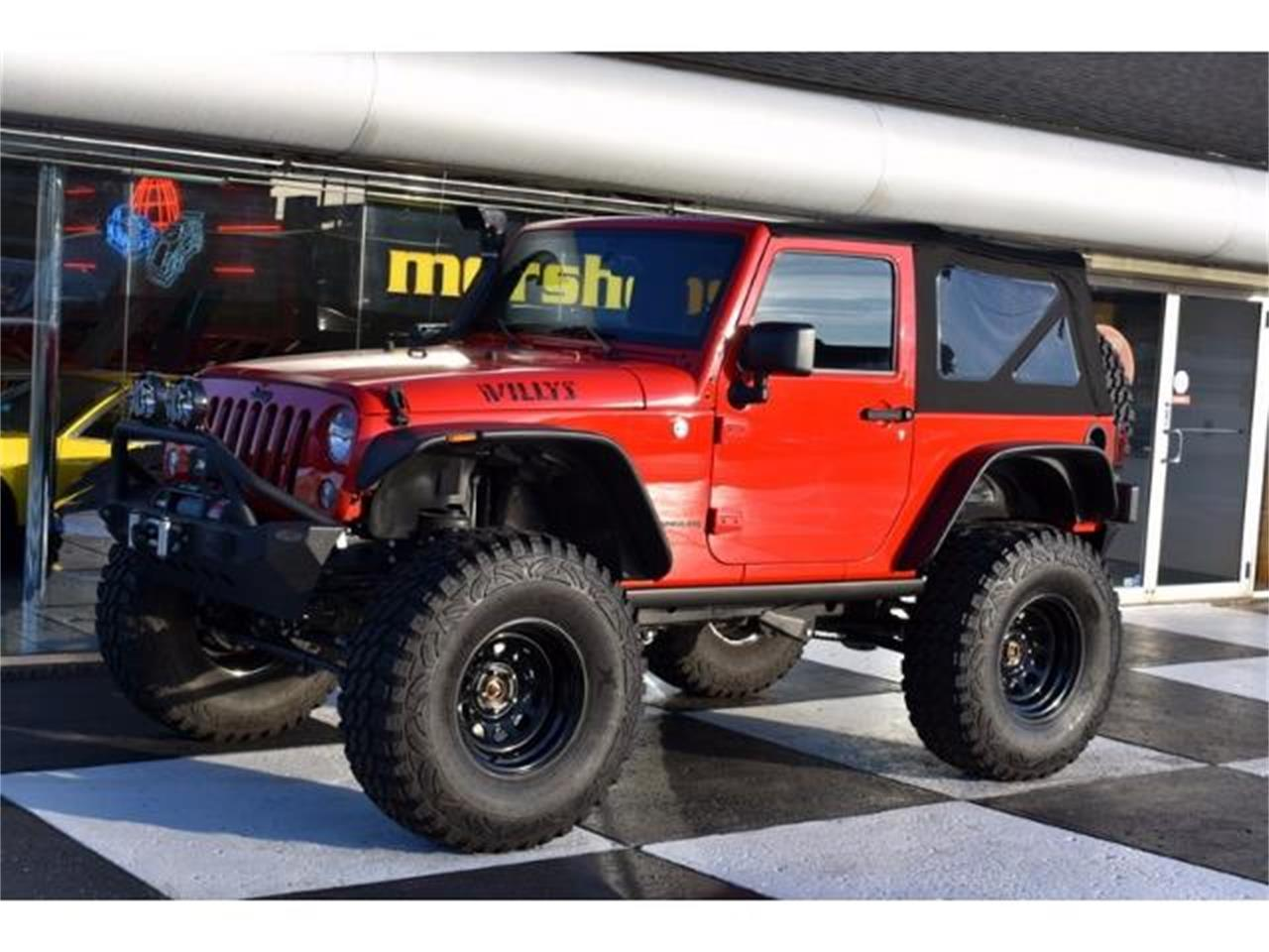 Large Picture of '15 Jeep Wrangler - $31,900.00 Offered by Mershon's - KHY4