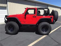 Picture of '15 Wrangler Offered by Mershon's - KHY4