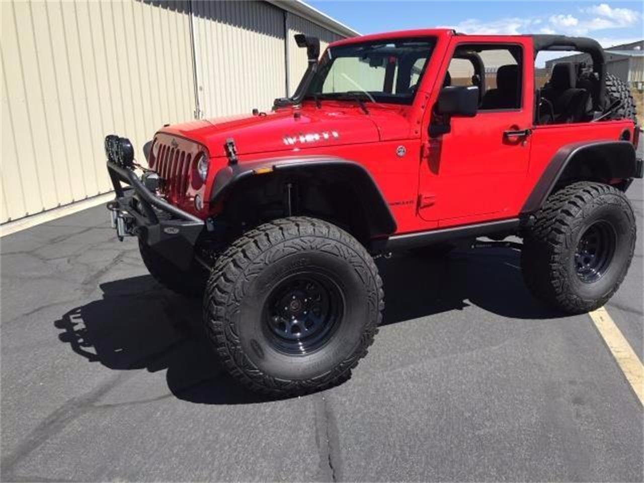Large Picture of '15 Wrangler - $31,900.00 - KHY4