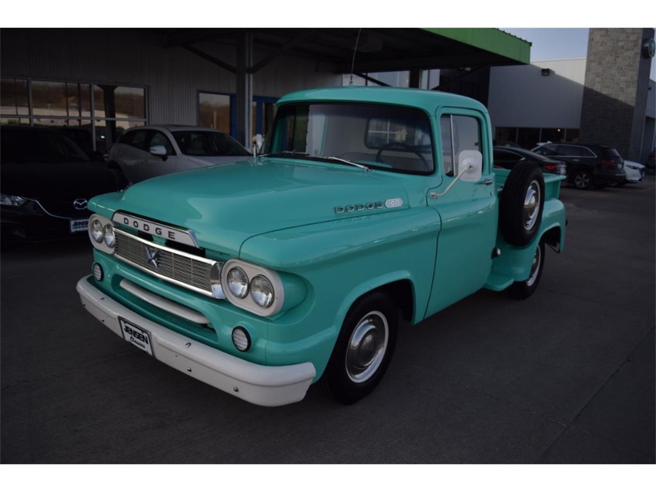 1960 Dodge D100 For Sale Classiccars Com Cc 956421