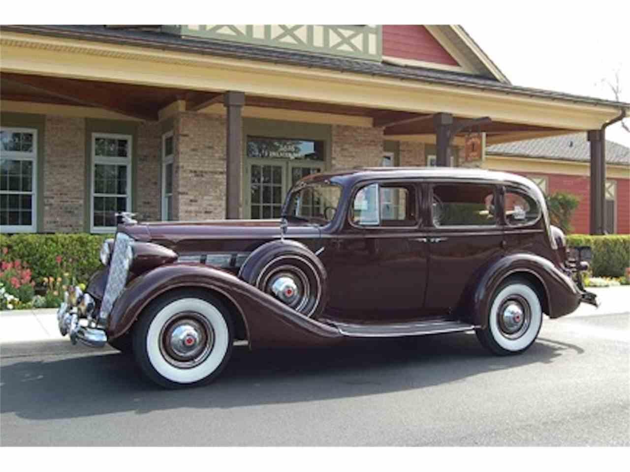 1937 Packard Super Eight for Sale | ClassicCars.com | CC-956475