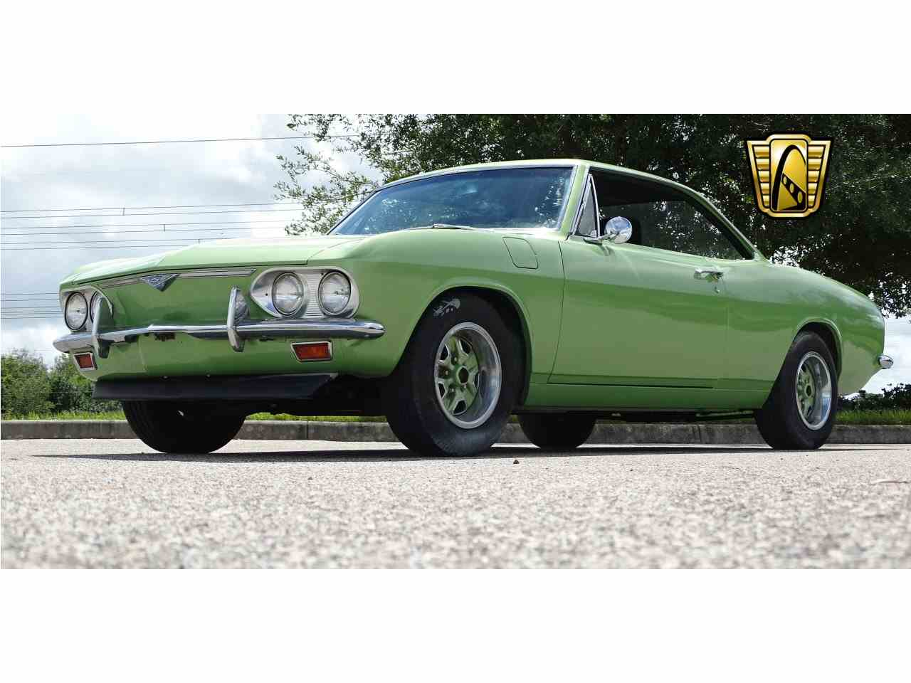 Large Picture of Classic 1966 Chevrolet Corvair located in Ruskin Florida - KDJM