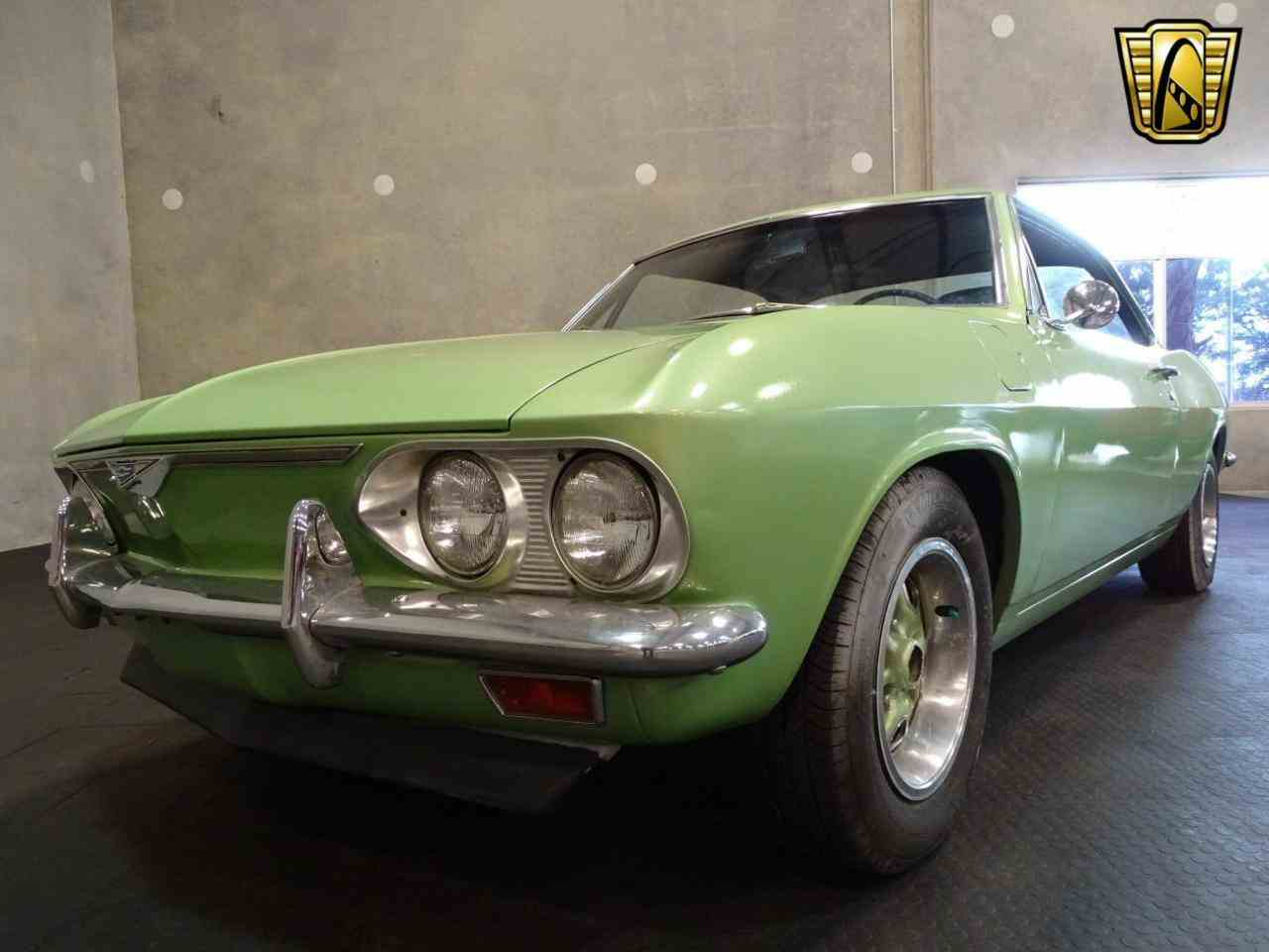Large Picture of Classic '66 Chevrolet Corvair located in Ruskin Florida Offered by Gateway Classic Cars - Tampa - KDJM