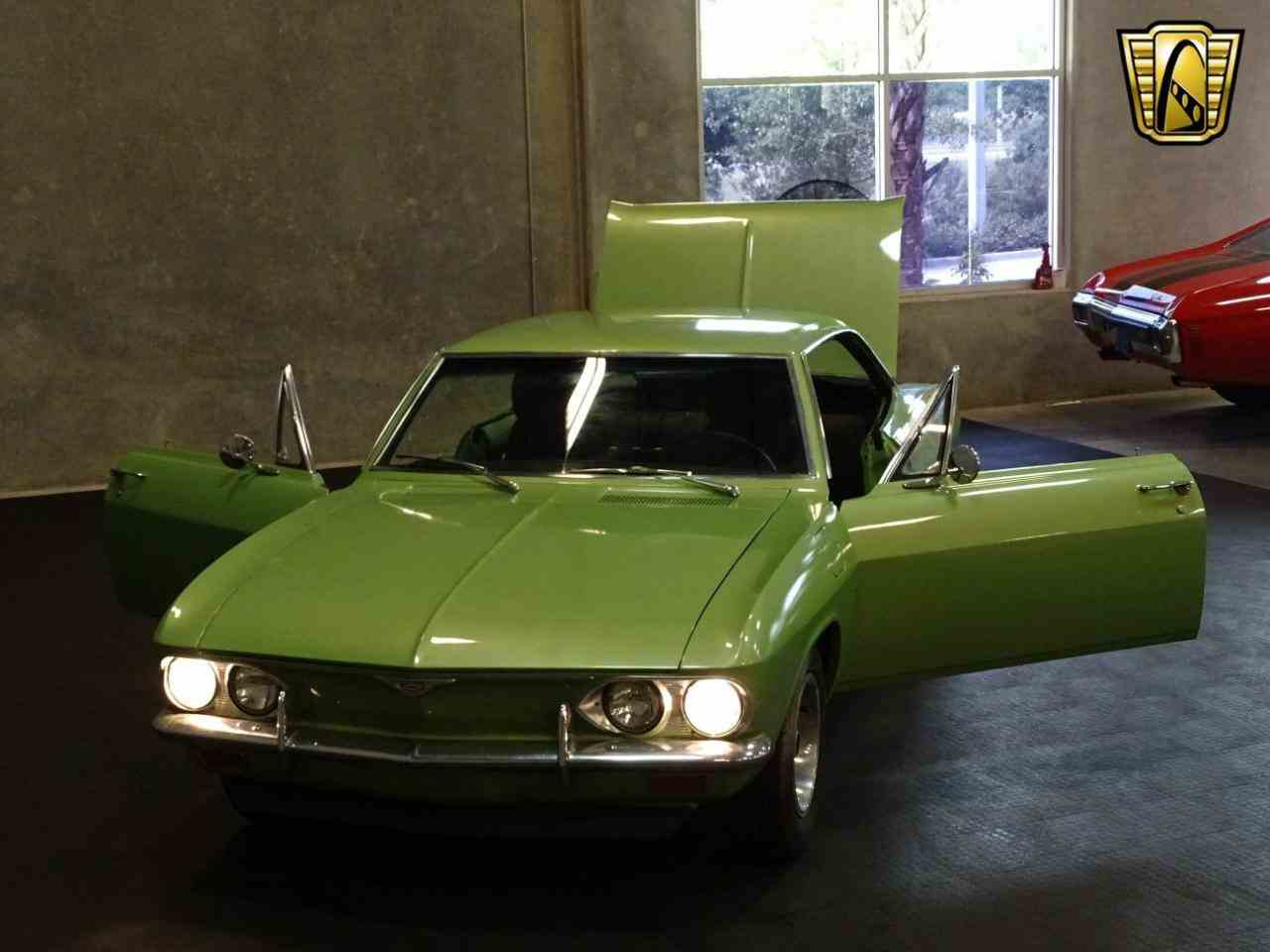 Large Picture of '66 Chevrolet Corvair located in Ruskin Florida - $10,995.00 Offered by Gateway Classic Cars - Tampa - KDJM