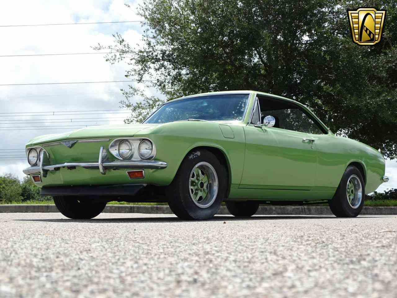 Large Picture of '66 Chevrolet Corvair - KDJM
