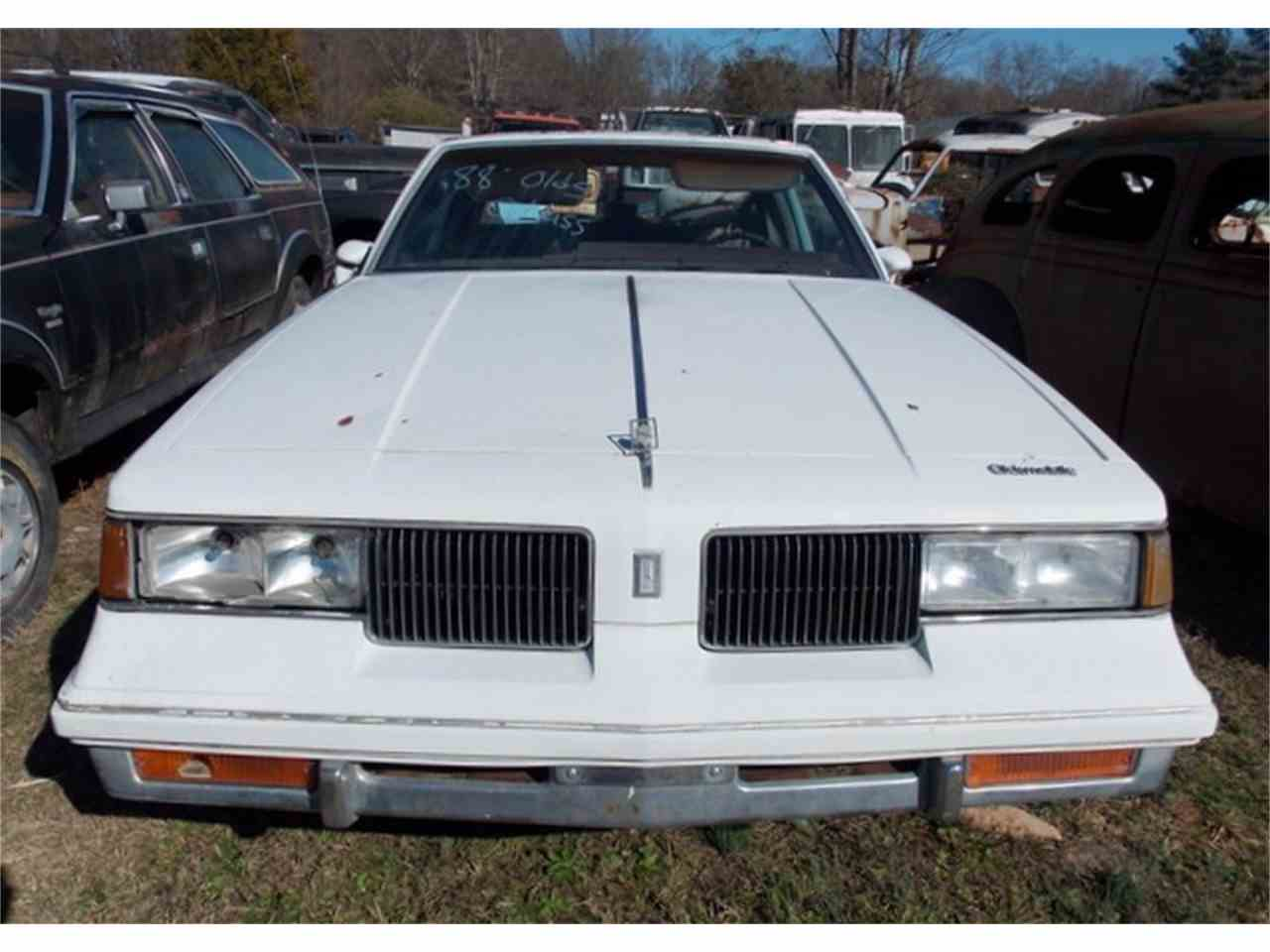 Large Picture of '88 Cutlass Supreme - KD2S