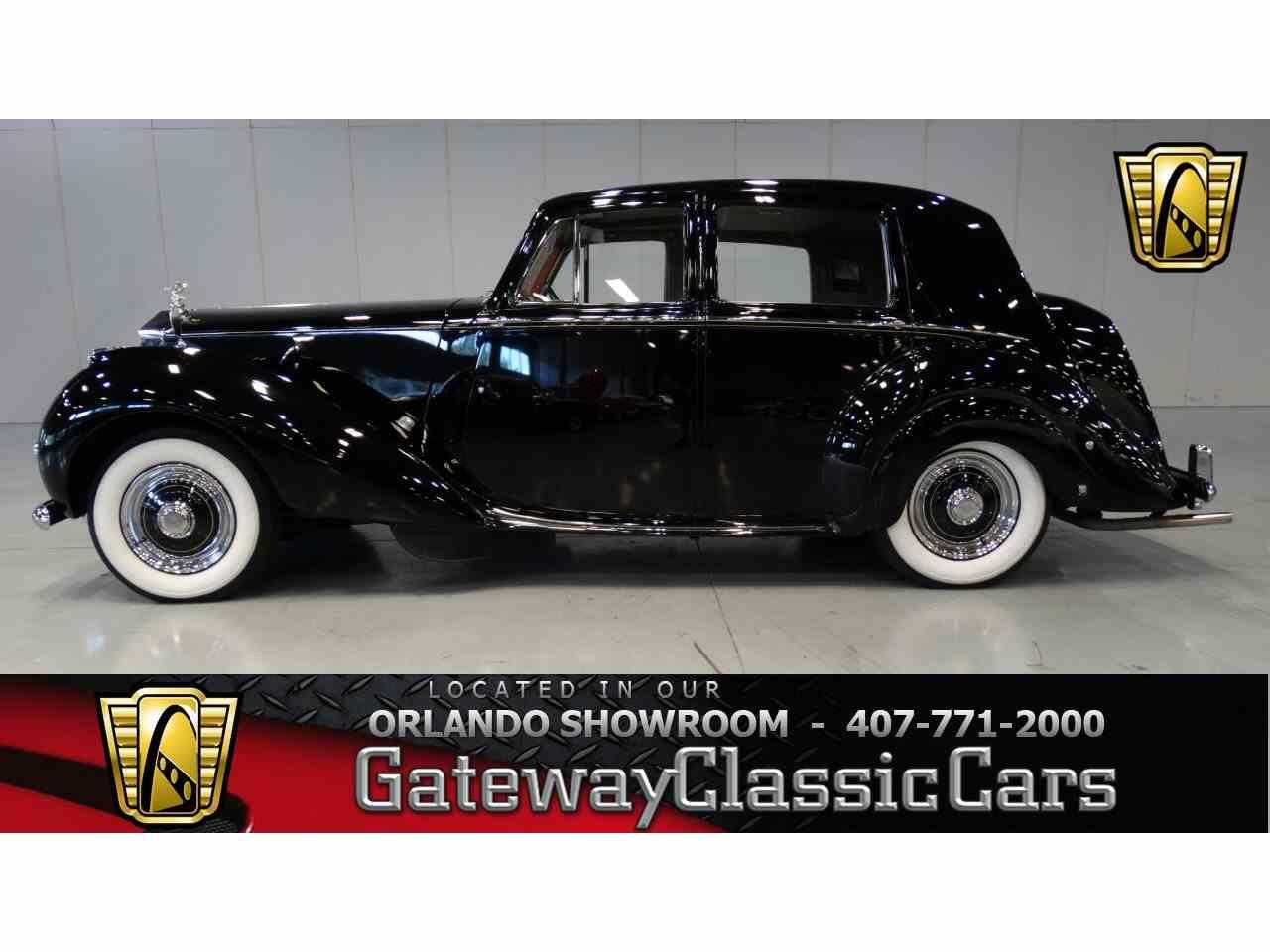 1951 Rolls-Royce Silver Dawn for Sale | ClassicCars.com | CC-950681
