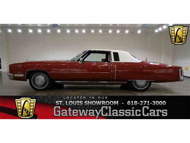 Picture of Classic '72 Cadillac Eldorado located in Illinois Offered by  - KDKB