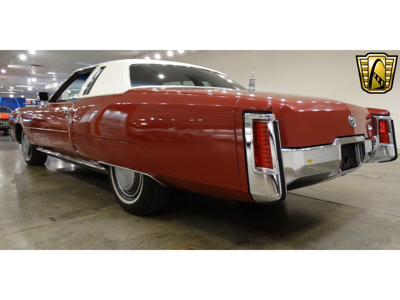Large Picture of Classic '72 Eldorado located in Illinois Offered by Gateway Classic Cars - St. Louis - KDKB