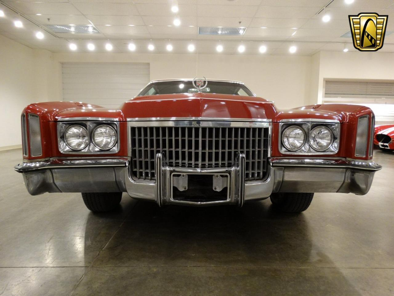 Large Picture of Classic 1972 Cadillac Eldorado - $10,595.00 Offered by Gateway Classic Cars - St. Louis - KDKB