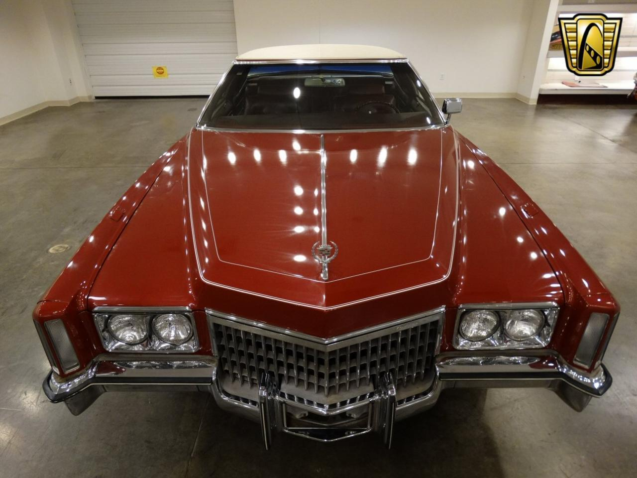 Large Picture of 1972 Cadillac Eldorado Offered by Gateway Classic Cars - St. Louis - KDKB