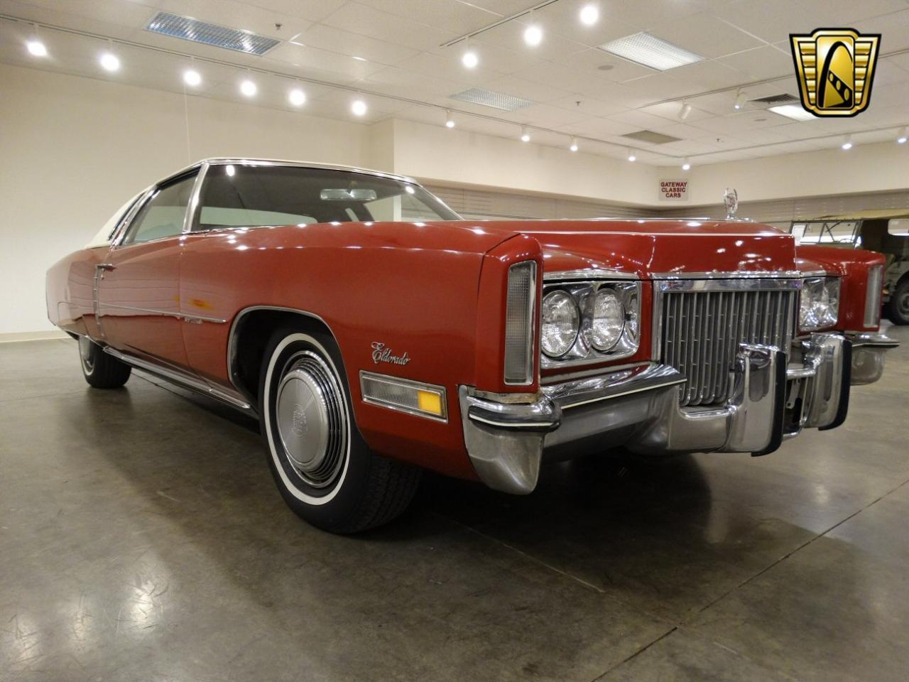 Large Picture of Classic '72 Cadillac Eldorado Offered by Gateway Classic Cars - St. Louis - KDKB