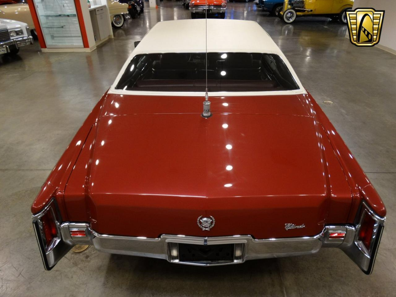 Large Picture of 1972 Cadillac Eldorado located in Illinois Offered by Gateway Classic Cars - St. Louis - KDKB