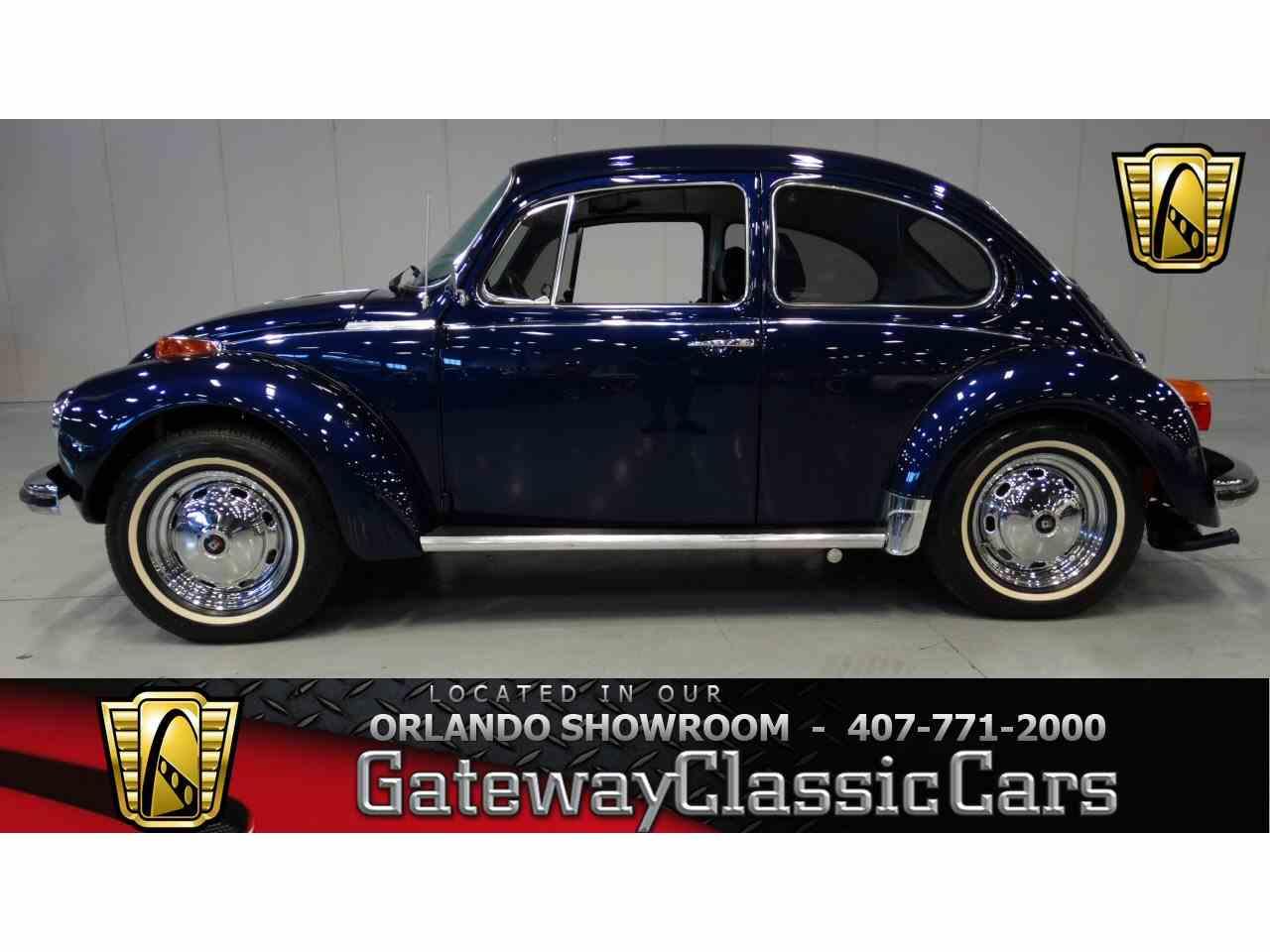 1973 Volkswagen Beetle For Sale Classiccars Com Cc 950700