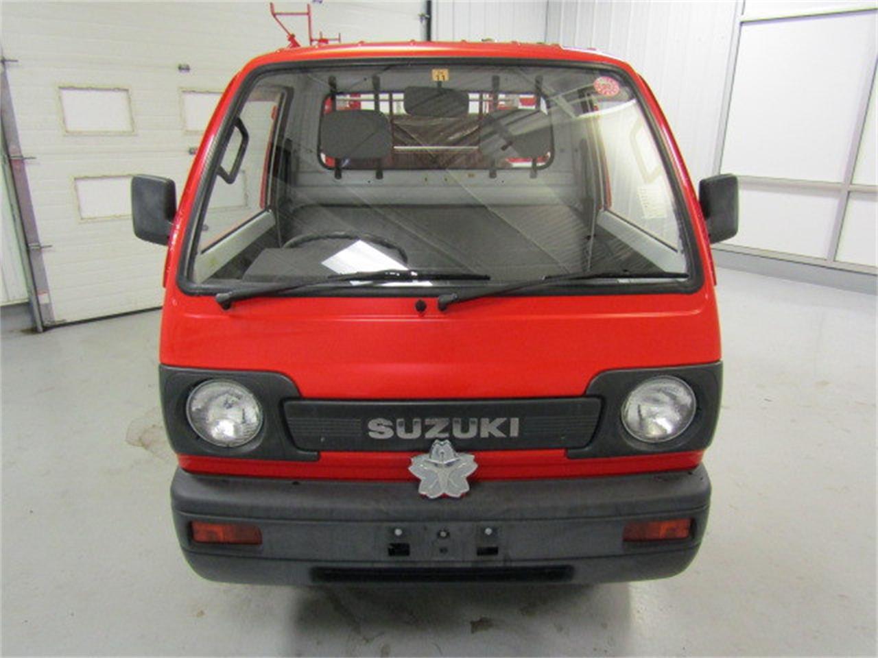 Large Picture of 1991 Suzuki Carry located in Christiansburg Virginia - $7,989.00 - KIFI