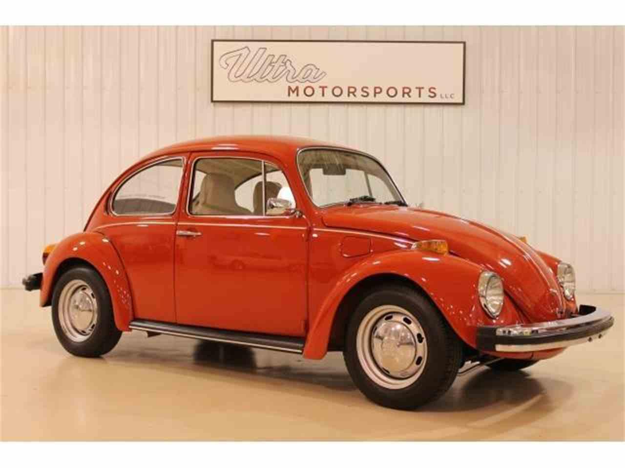 1975 Volkswagen Beetle for Sale | ClicCars.com | CC-957015