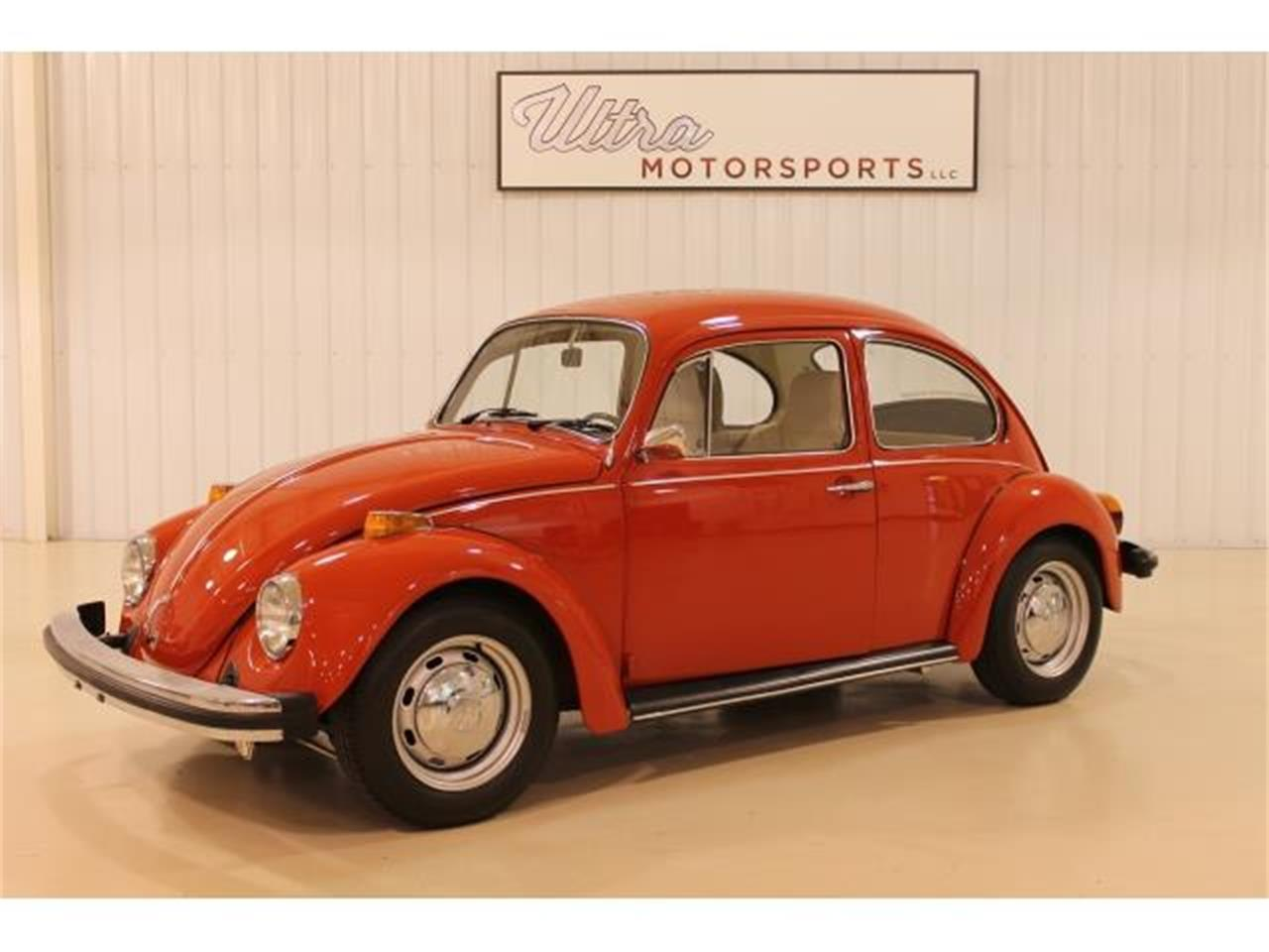 1975 Volkswagen Beetle For Sale Classiccars Com Cc 957015