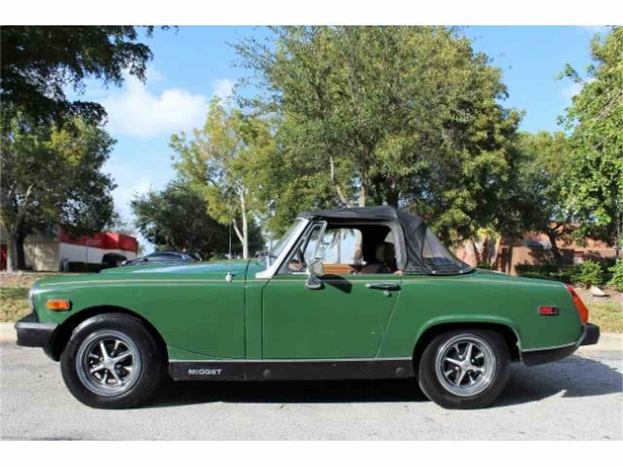Mg midget insurance group