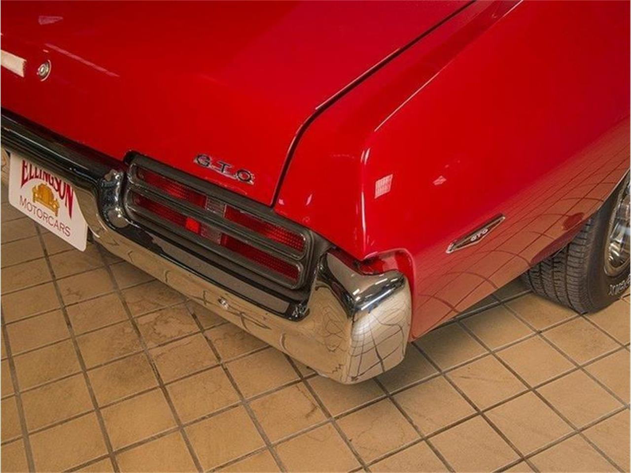 Large Picture of '69 GTO - KIH4