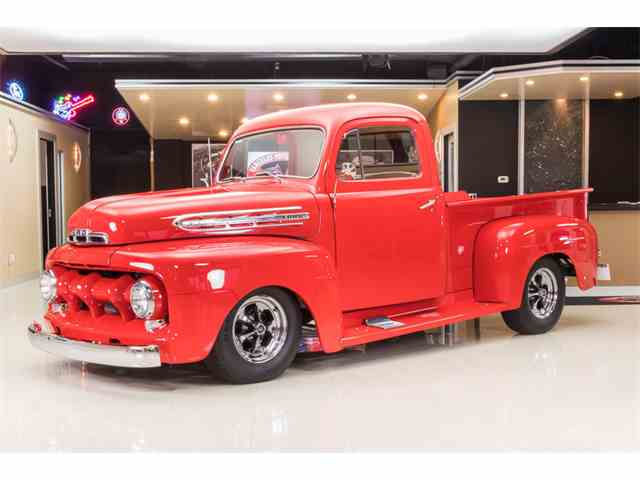 Picture of Classic '51 Ford F1 located in Plymouth Michigan Offered by Vanguard Motor Sales - KIH8