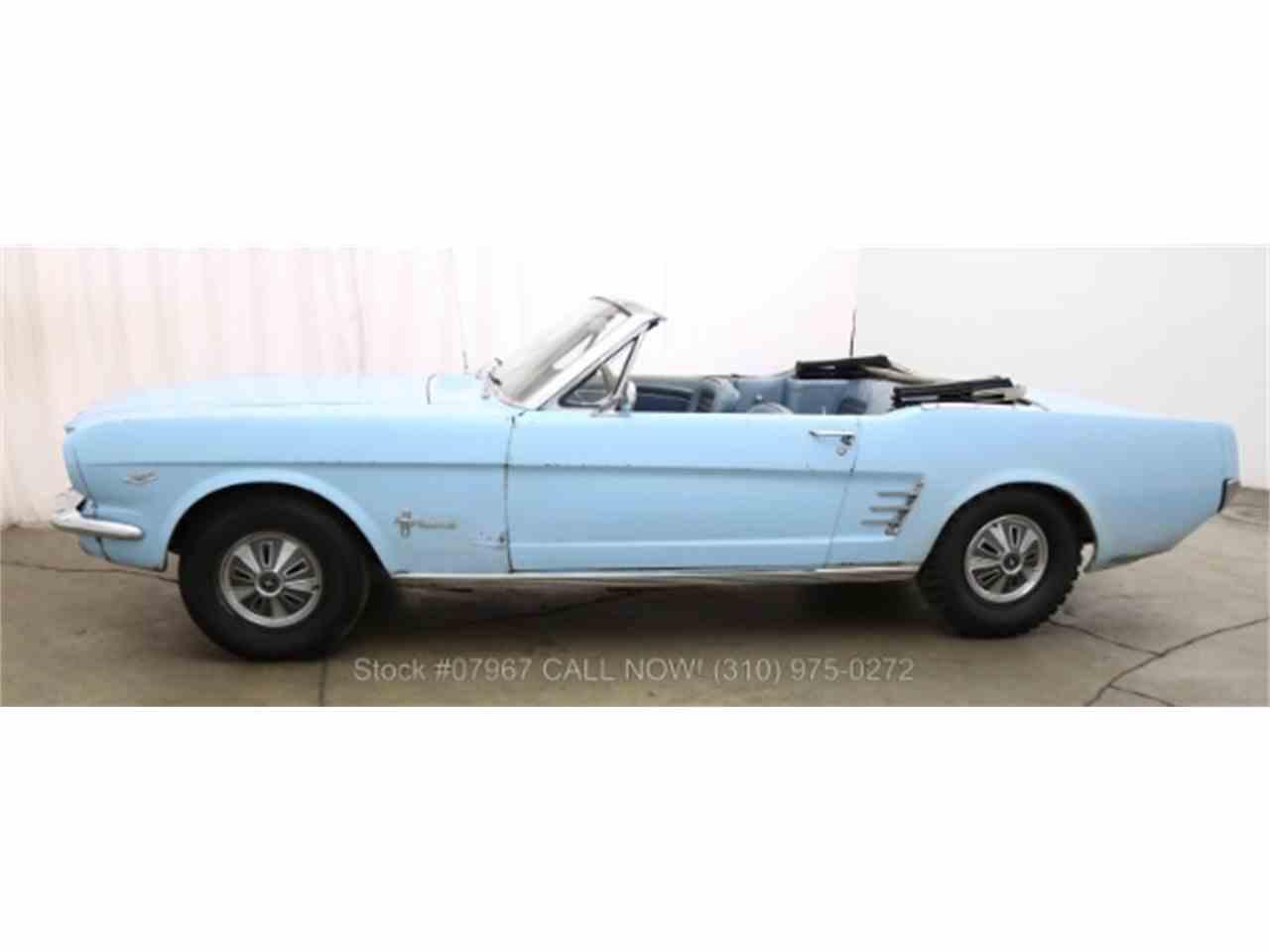 Large Picture of '66 Mustang - KIHK