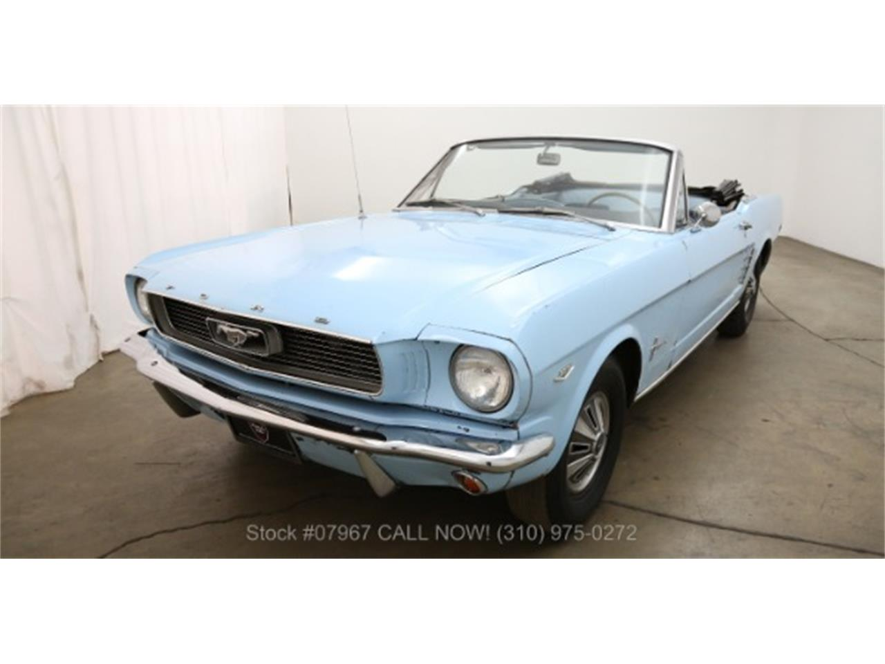 Large Picture of '66 Mustang - KIHK