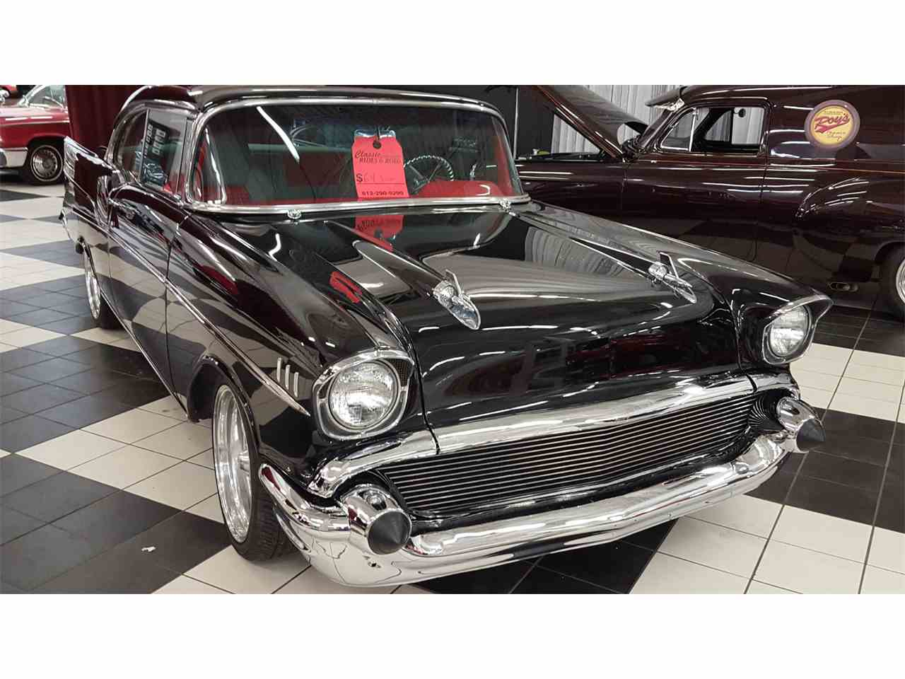 Large Picture of '57 Bel Air - KIHQ