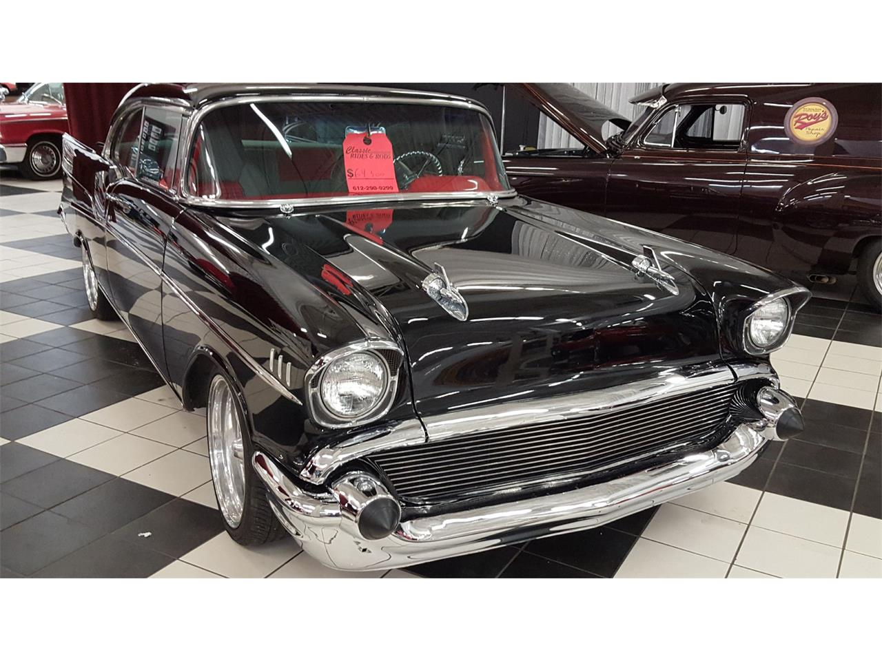 Large Picture of 1957 Bel Air Auction Vehicle - KIHQ