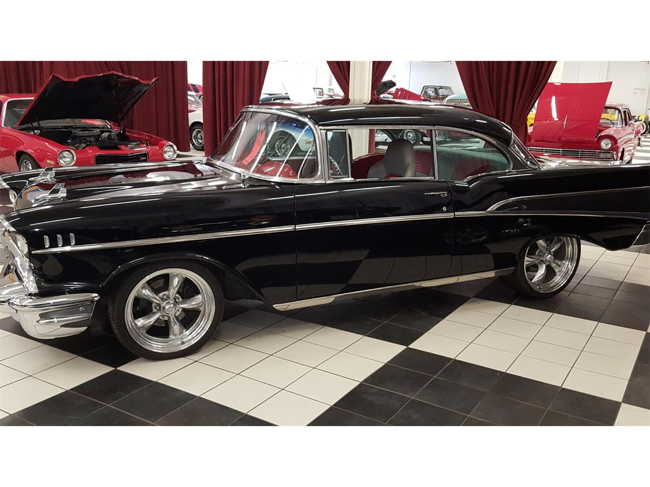 Large Picture of '57 Bel Air Auction Vehicle Offered by Classic Rides and Rods - KIHQ