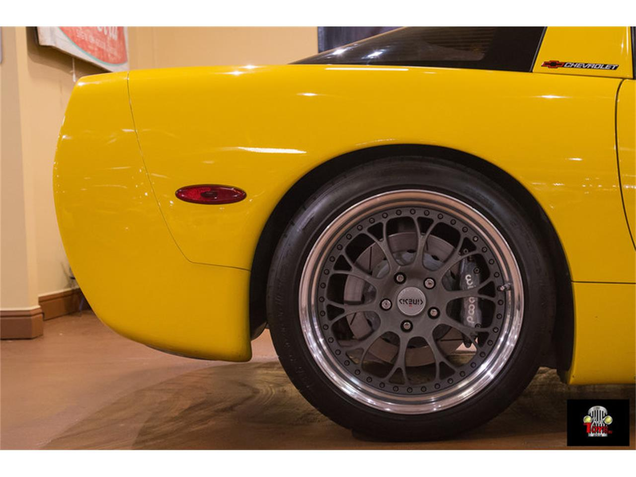 Large Picture of 2000 Corvette - $31,995.00 - KIHW
