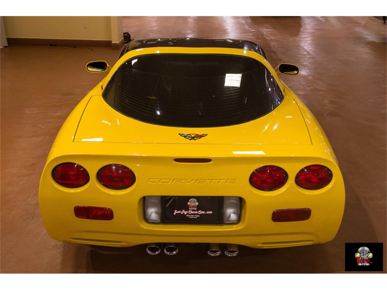 Large Picture of 2000 Corvette Offered by Just Toys Classic Cars - KIHW